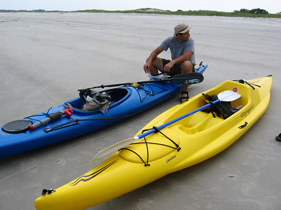 2002 Kayaking MA