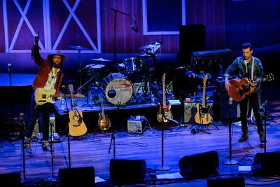 Marty Stuart's Late Night Jam at the Ryman, CMAFest 2015
