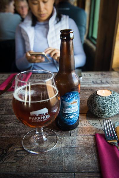 Food and Beer...mmm Beer!
