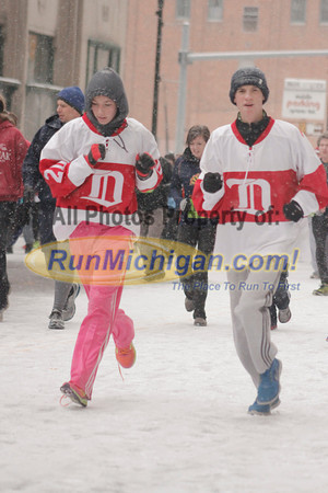 5K at 2 Miles, Gallery 2 - 2013 Detroit Turkey Trot