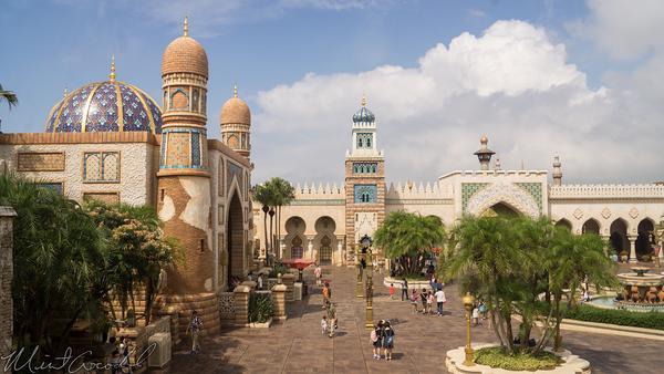 Disneyland Resort, Tokyo Disneyland, Tokyo Disney Sea, Tokyo Disney Resort, Tokyo DisneySea, Tokyo, Disney, Arabian Coast, Arabian, Coast
