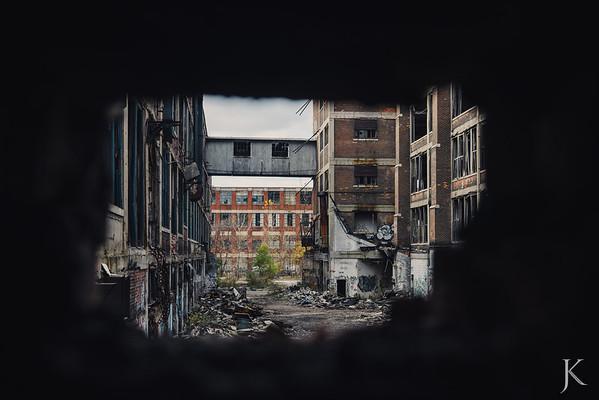 Graffiti and Urban Decay