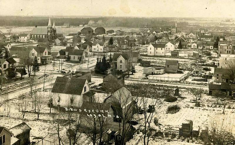 Loyal, Clark County, Wisconsin- 1915