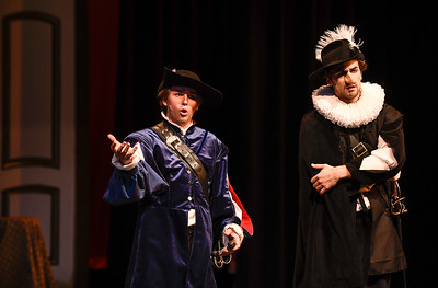 Cyrano - Winter Play 2020
