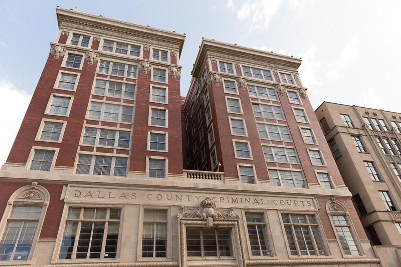 Dallas County Criminal Courts