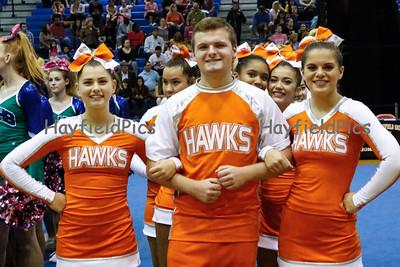 Cheer Hawk Challenge 10/7/15
