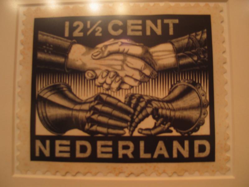 12 1/2 cent stamp
