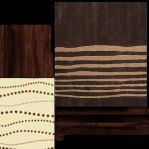 generic wooden bed