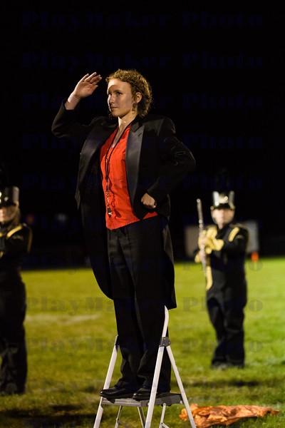 9-28-18 Fredericktown High School Band