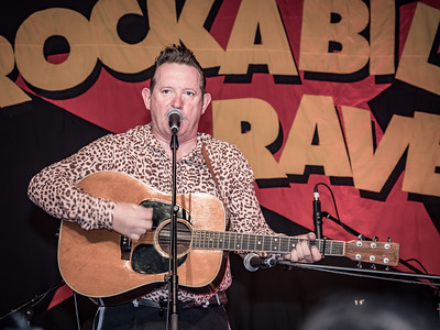 Ian Cal Ford & The Brakemen, Rockabilly Rave 2019