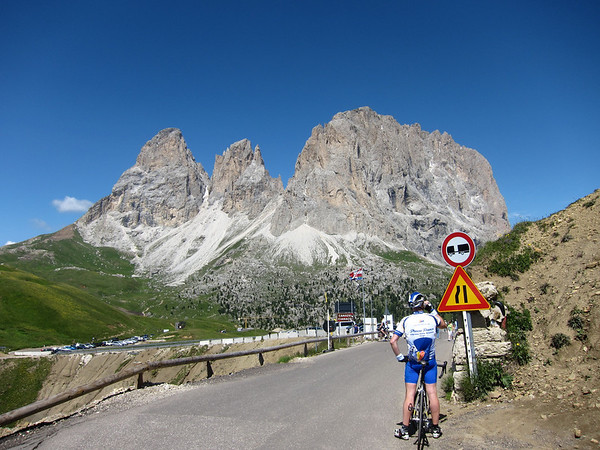 Classic Climbs of the Dolomites Gallery