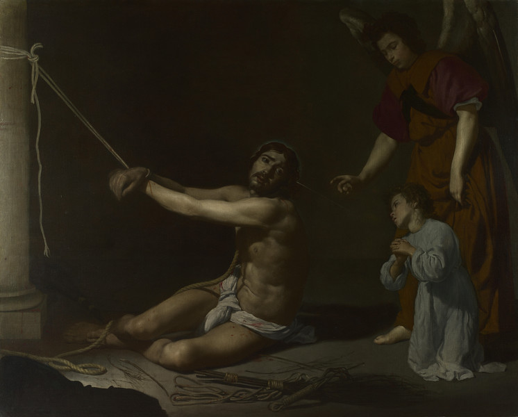 Christ contemplated by the Christian Soul