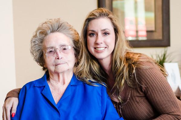 Grandma Allred Birthday