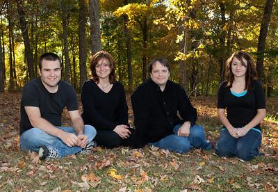 Michael, Michelle, Ryan and Kelli