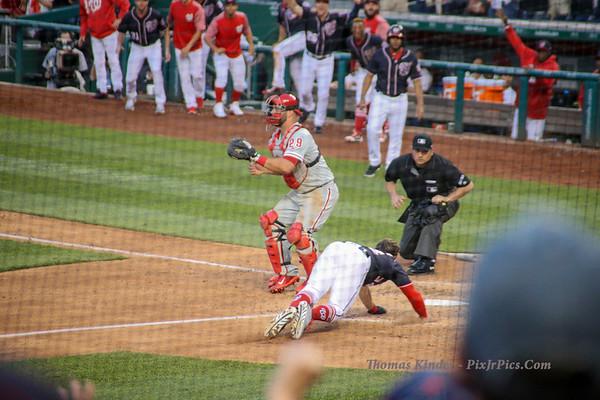 Nationals vs Phillies 4/14/17