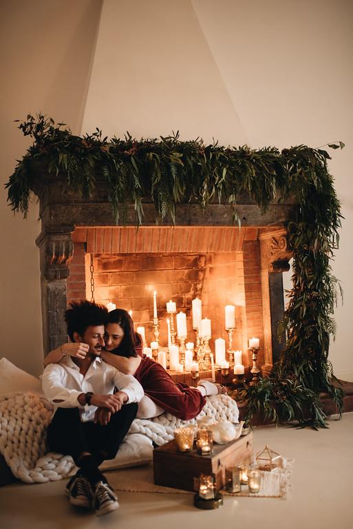 Marinella & Christiano - wedding anniversary photo session in a Masseria