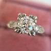 .69ct Transitional Cut Diamond Solitaire 21