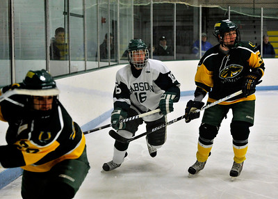 BABSON HOCKEY v SKIDMORE GAME  selected images  2.3.2012