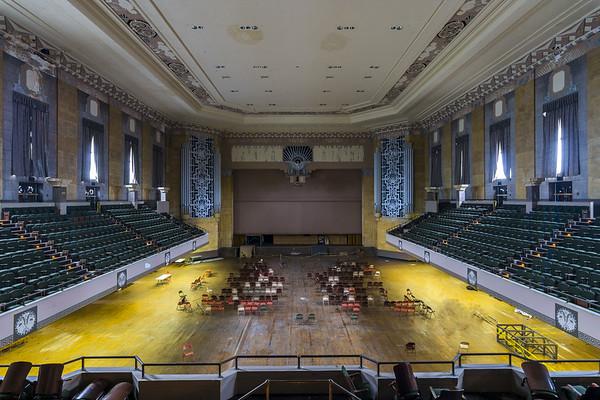 Worcester Memorial Auditorium