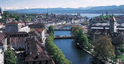 Europe, Zurich, Switzerland July 3-5