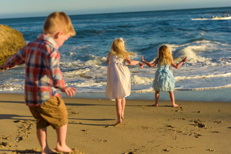 Amy H (Family Portrait Photography) @ Sunny Cove Beach, Santa Cruz, California
