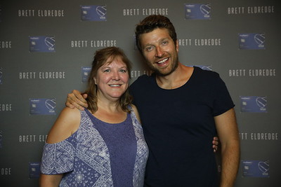 Brett Eldredge M&G | 9.16.18 | Kansas City, MI