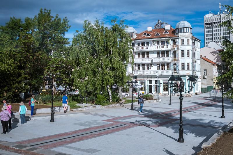 Day 10 - A tour of Veliko Turnovo (Bulgaria's former capital)