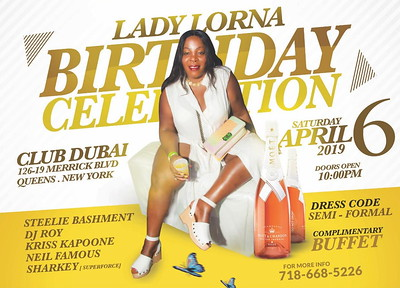 "LADY LORNA'S BIRTHDAY BASH 2019""(15)"