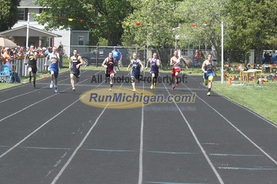 UP Boys' 200 Meters - 2014 MHSAA T&F Finals
