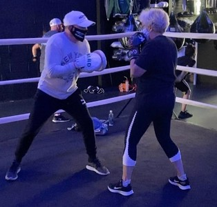 Punch out Parkinsons - October 25, 2020