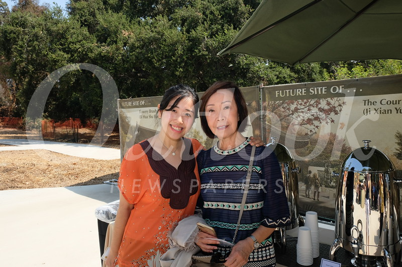 Fan Wang and Betty Wang