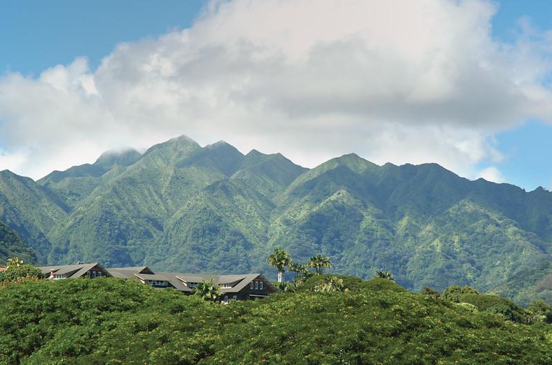 Kawaiahao Manoa Valley