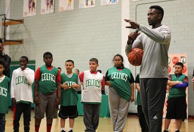 Celtics at the Y, Swampscott baseball