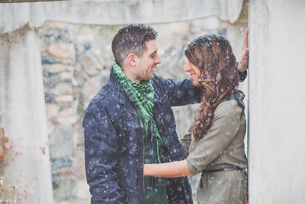 Brian & Alison | Engagement