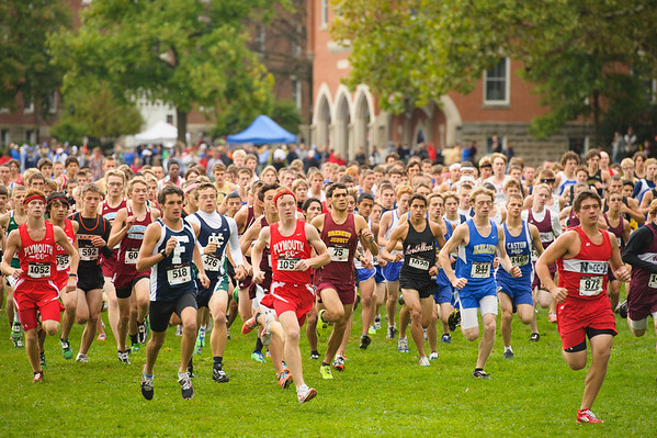 Culver Invitational Boys Closed Race