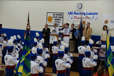 Governor's Proclamation and LHS vs Nashua North