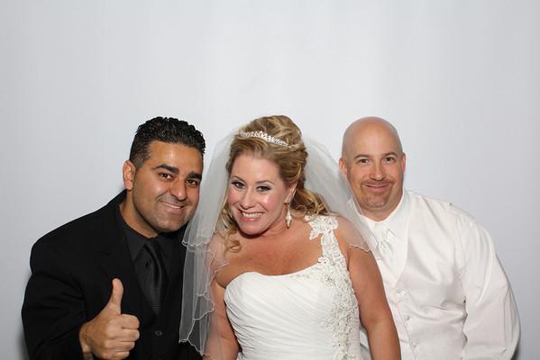 11-9-13 - Kim and Tony Wedding Photobooth