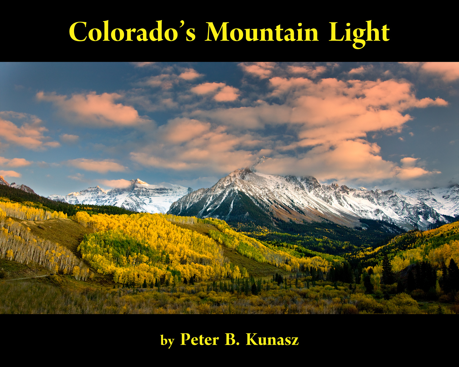 "<font color=""69BF9""> PREVIEW AND PURCHASE PETE'S NEW BOOK FEATURING COLORADO'S SAN JUAN MOUNTAINS , <a href=""http://www.blurb.com/bookstore/detail/1520969"" target=""_blank"">COLORADO'S MOUNTAIN LIGHT</a>    <br> ""COLORADO'S MOUNTAIN LIGHT""  CAN BE PURCHASED AS A PAPERBACK OR A HARD COVER TABLE TOP EDITION. INSIDE THERE ARE 80 PAGES FILLED WITH IMAGES OF THE SAN JUAN MOUNTAINS IN WINTER AND FALL. </font>"