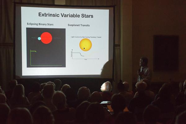 10-06-15: DMFT Allen Shafter TD Astronomy