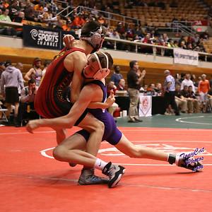 State Duals Quarter-Finals 2015