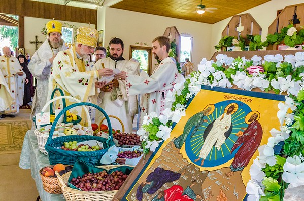 Feast of the Transfiguration 2016