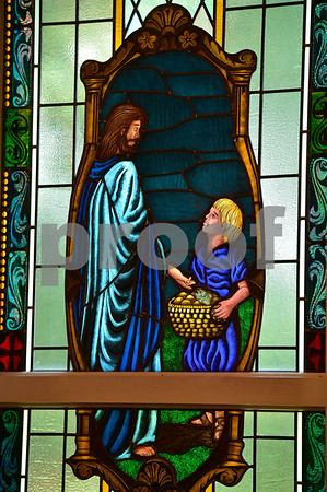 7/1/15 Church Stained Glass Windows in Tyler by Andrew D. Brosig