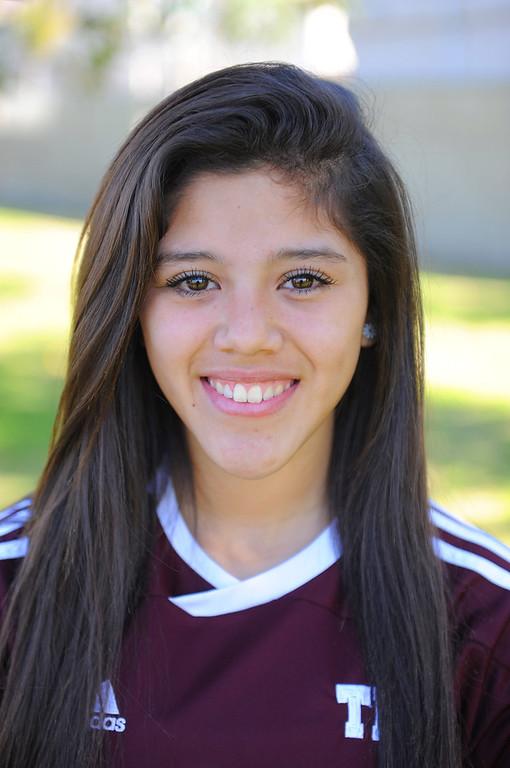 . Mia Ramirez #44 Torrance High School soccer 2/13