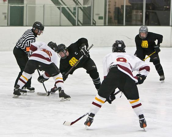Windsor/Loveland/TV Ice Hockey vs Rocky 3-28-08