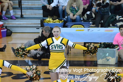 02-01-2014 Seneca Valley HS Poms MCPS County Championship Division 2,  Photos by Jeffrey Vogt Photography & Kyle Hall