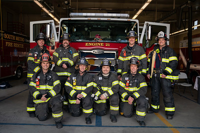 Firehouse 21 A-Shift