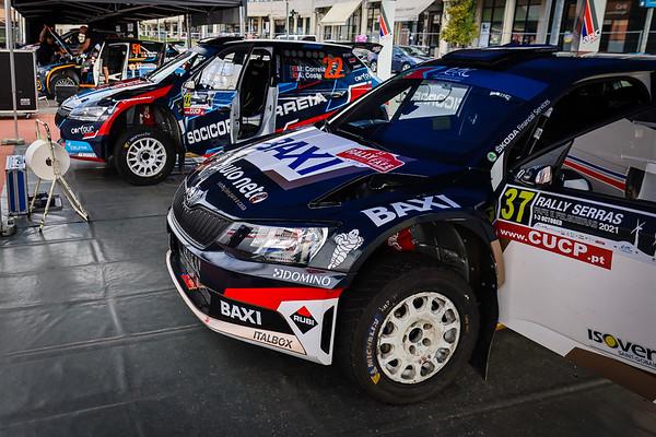 ERC Rally Serras de Fafe e Felgueiras 2021