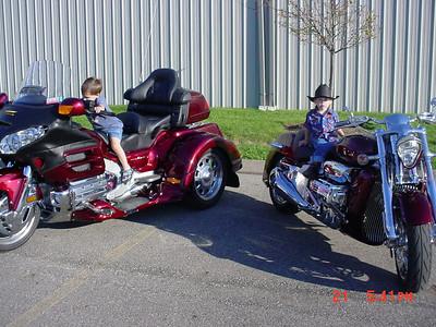 2007 Motorbikes Show