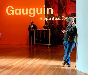 Gauguin Spiritual Journey DeYoung 2019