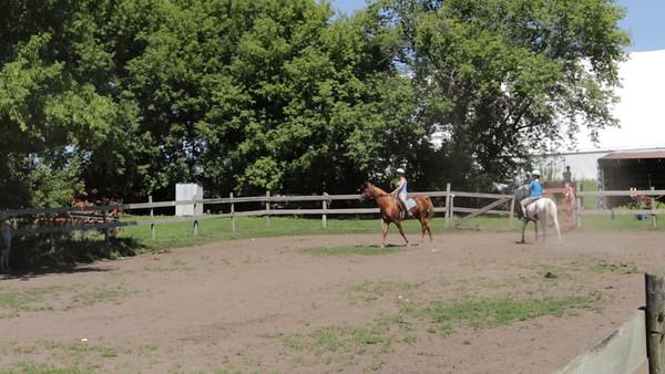 Laura's Horse Camp Show - 22-Jul-2016